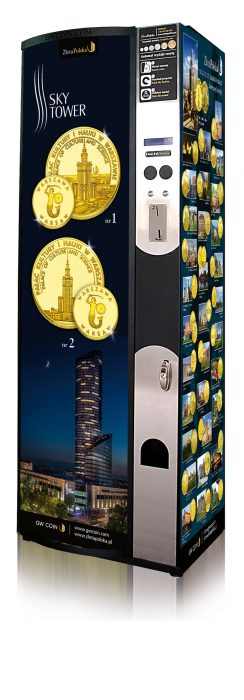 Coinmat - Skytower
